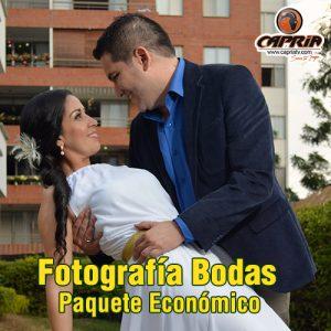 FOTOGRAFIA BODAS PAQUETE ECONOMICO CALI