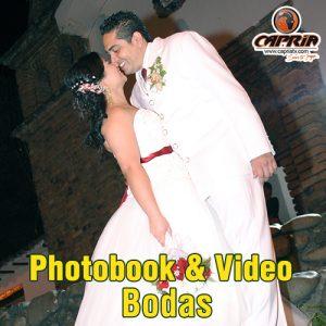 PHOTOBOOK Y VIDEO BODAS CALI