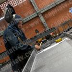 soldador industrial