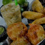 lulada, empanadas, papa rellena, guacamole