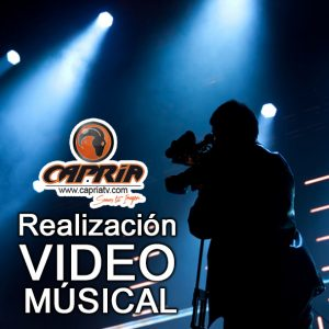 realización video musical cali